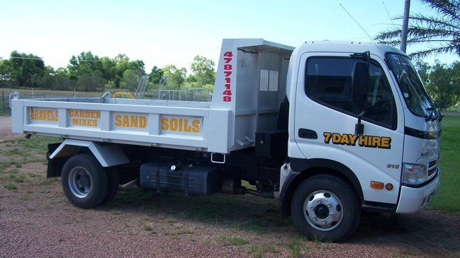 Building Supplies Charters Towers 7 Day Hire Charters
