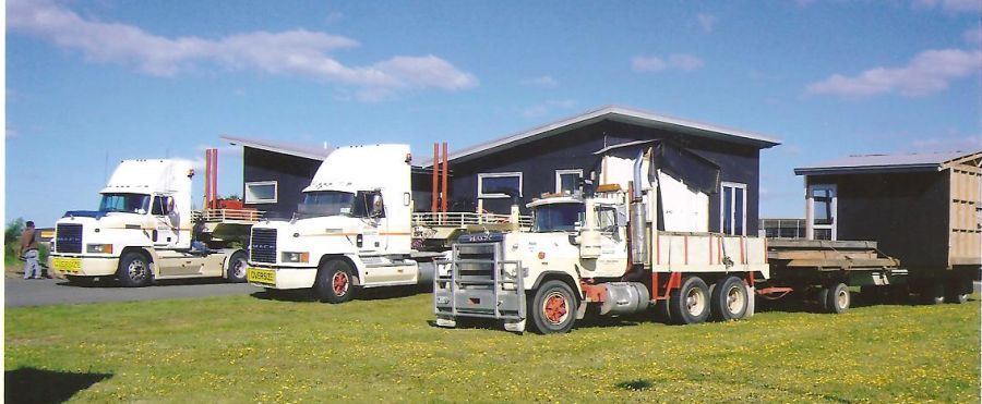 The North Island's heavy haulage specialists