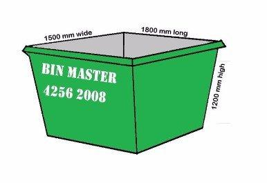 3 cubic box