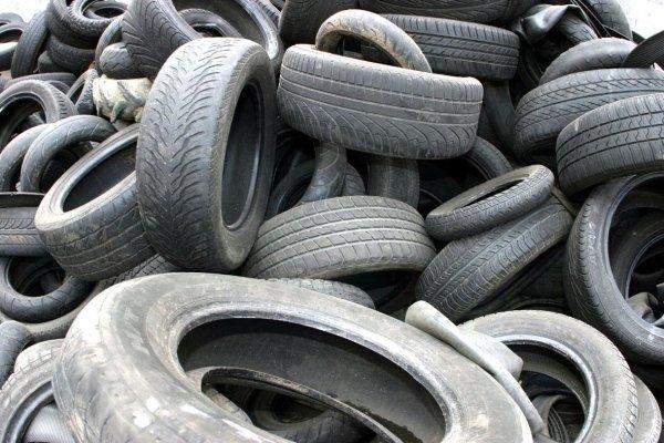 Smaltimento pneumatici