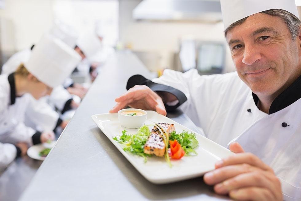Preparazione alimenti