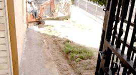 lavori su asfalto