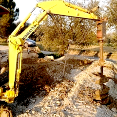 escavatori komatsu