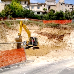 scavi per edilizia