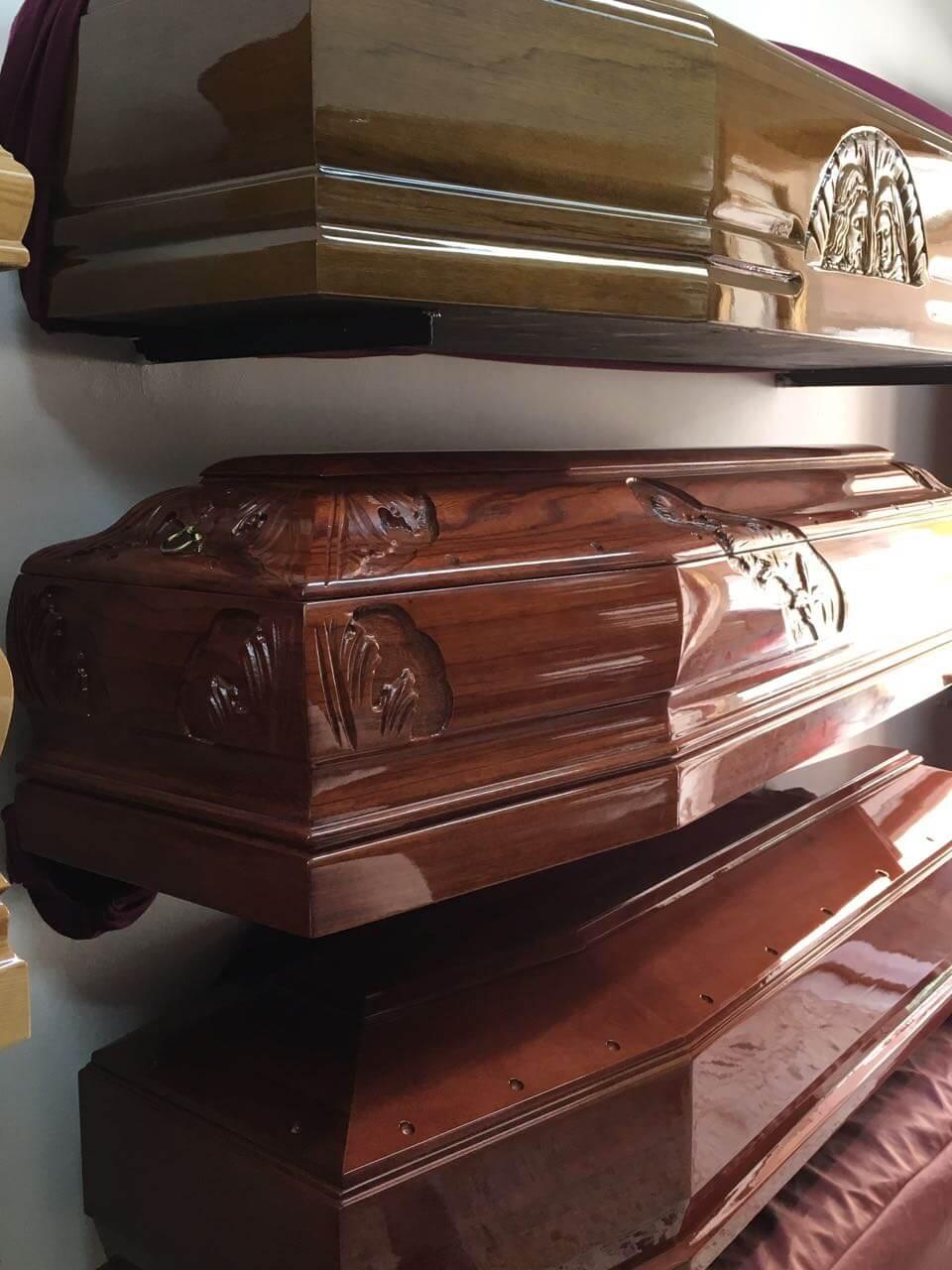 casse mortuarie di legni vari