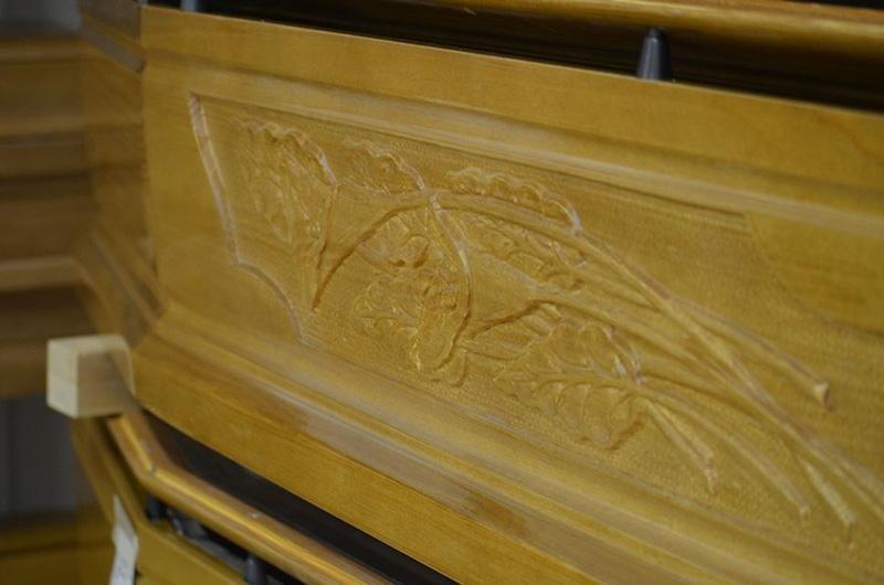 esposizione sarcofagi