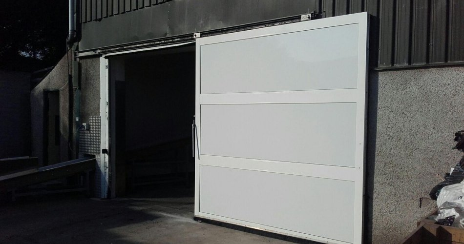 Aluminium Sliding Door - Killinchy