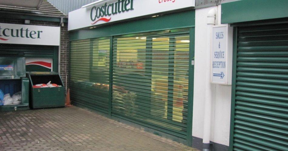 shop shutter
