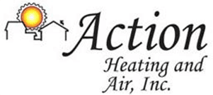 Action Heating & Air Inc logo