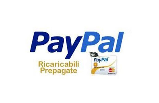 ricariche paypal