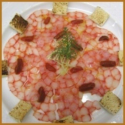 piatti al sapore di mare