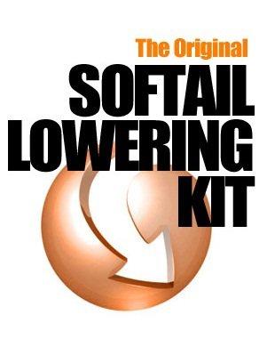 The Original Softail Lowering KIt