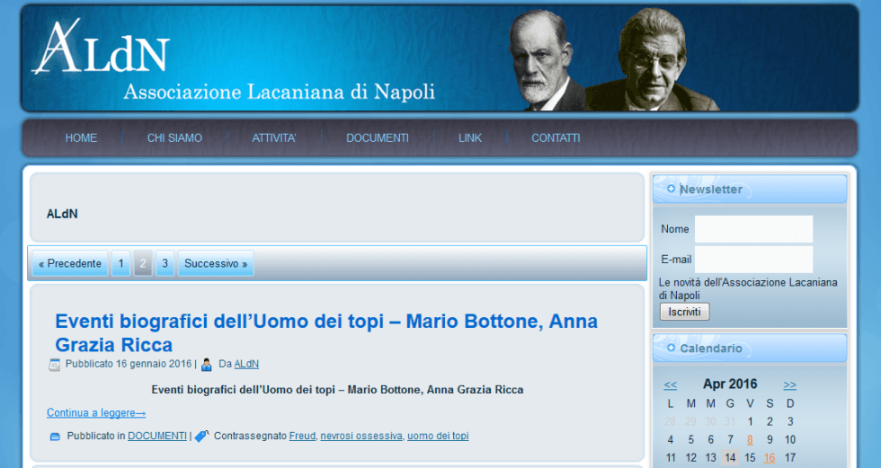 www.associazionelacanianadinapoli.it/?author=2&paged=2