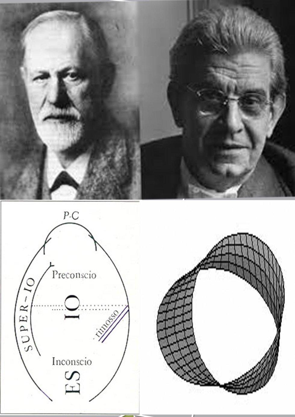 Il modello dell'inconscio in Freud e Lacan