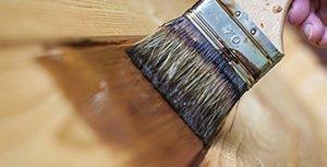 Vernici naturali e cere per legno