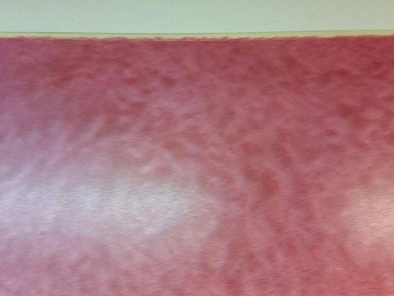 Effetto speciale colore salmone
