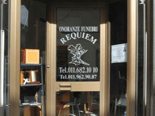 Sede agenzia Onoranze Funebri Requiem