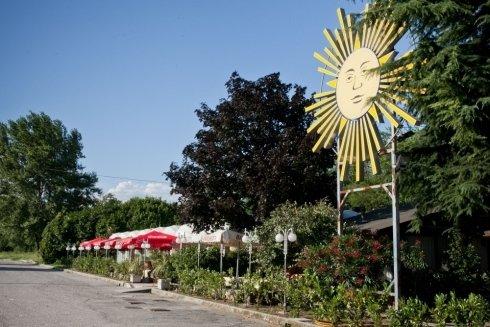 ristorante pizzeria al sole - esterno