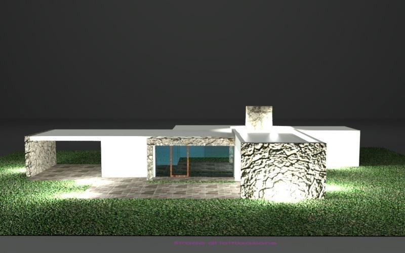 Villetta monofamiliare progetto Studio Alamia