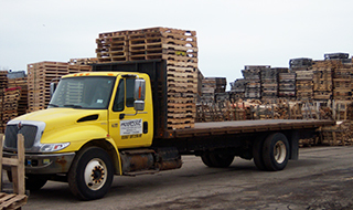 Recycling Used Pallets & We Buy Pallets, Buy Used Pallets Buffalo, NY