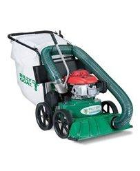 Petrol Leaf Vacuum