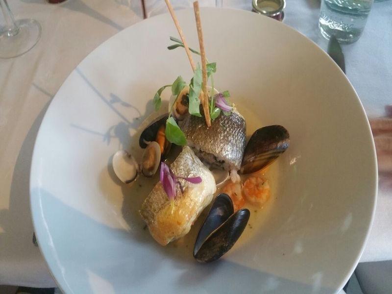 antipasti a base di pesce