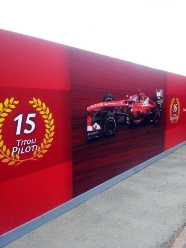 Lavori presso Ferrari