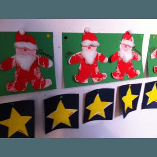 lavori creativi per Natale