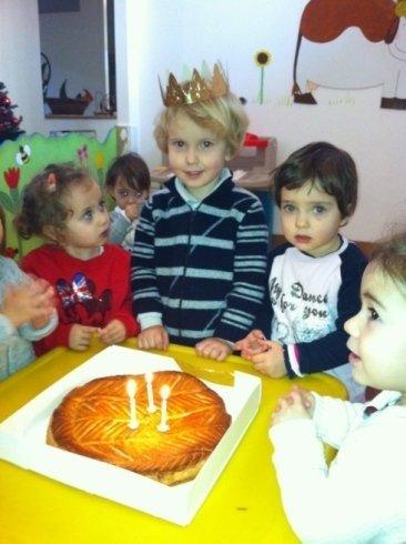 Festa di compleanno asilo nido I Folletti