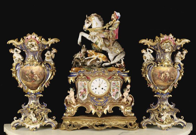 Antiquariato mobili antichi arredi d 39 epoca napoli for Stili mobili antichi