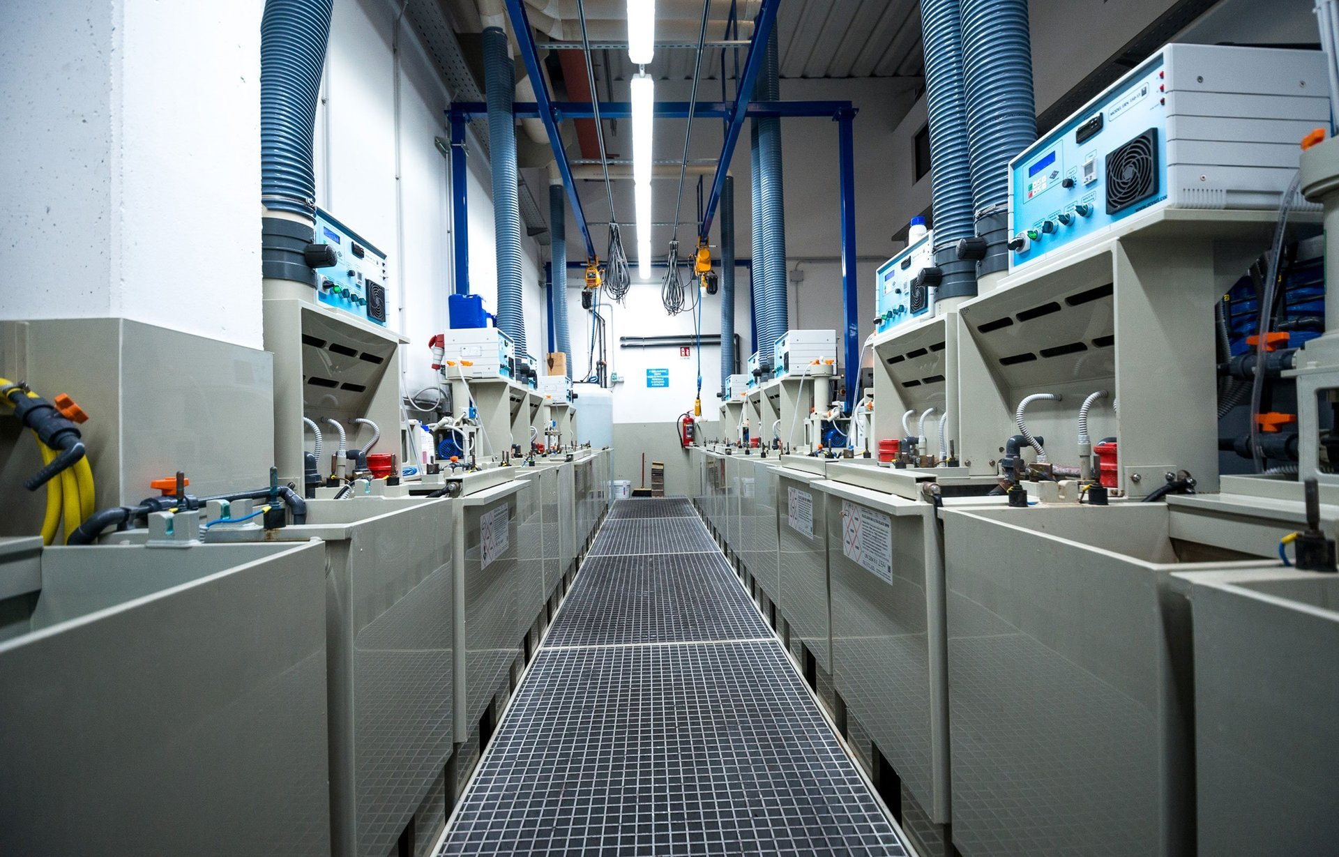 impianti termo-plastici