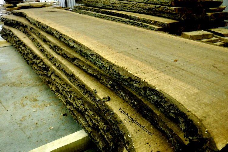 Wood slabs for sale, Toronto, Oakville, Milton, Ontario. Spalted Maple.