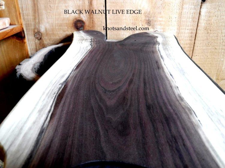 Live edge Walnut wood slabs for sale. - Toronto - Oakville- Guelph.