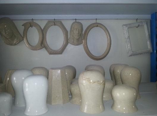 accessori in marmo