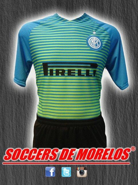 Inter de Milan DRI-FIT Soccer Uniform