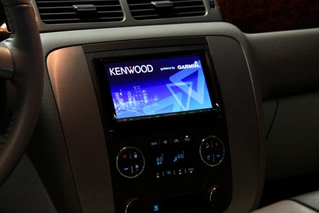 fully customized digital car stereo