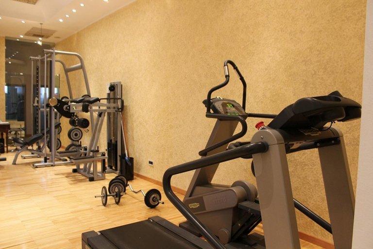 macchinari per il fitness