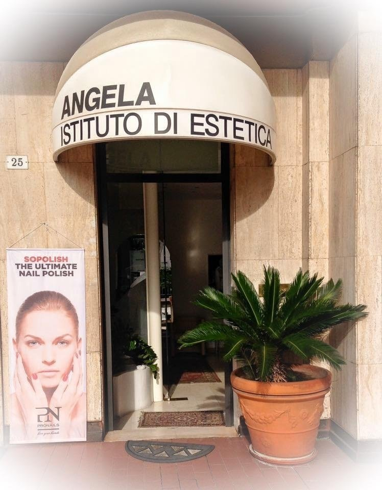 ingresso Centro Estetico Angela