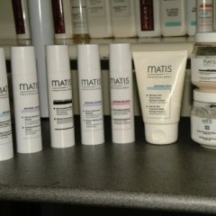 Prodotti Matis per viso e corpo