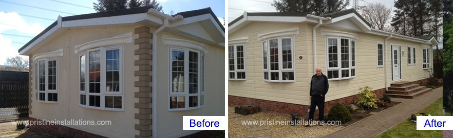 Before And After Home Refurbishment