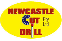 newcastle cut n drill logo