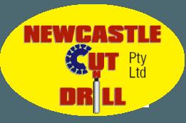 newcastle cut n drill logo