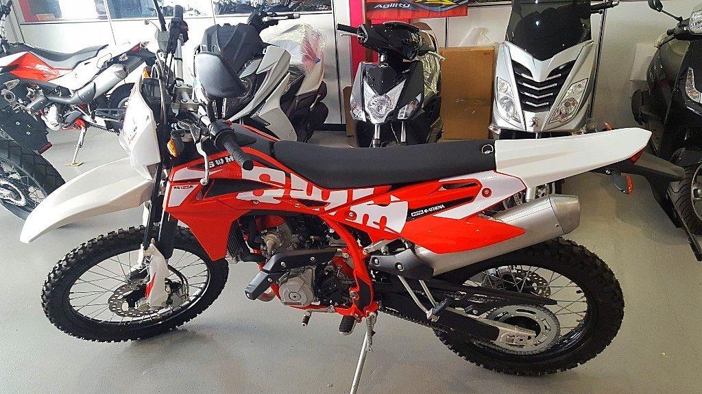 SWM RS125R ENDURO