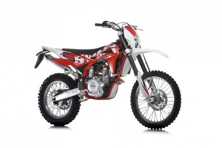 ENDURO - RS 500 R