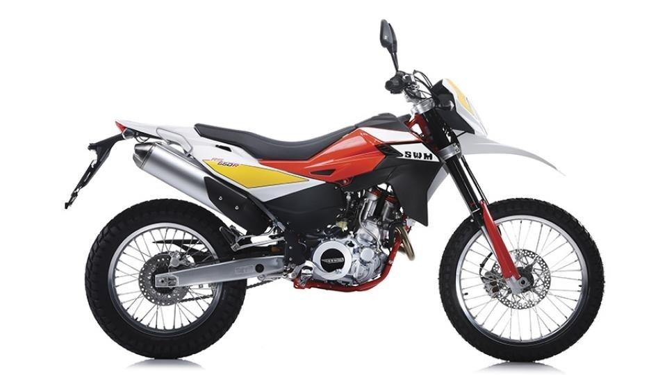 ENDURO - RS 650 R