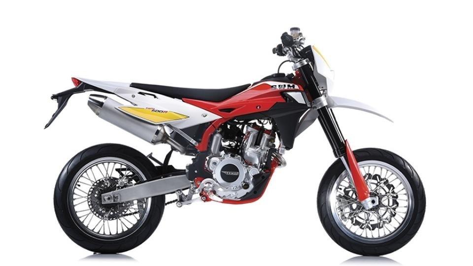 SUPERMOTO - SM 500 R