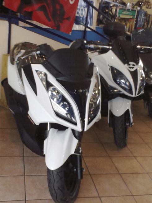 vendita moto usate