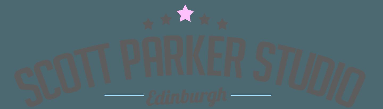 Scott parker studio edinburgh logo