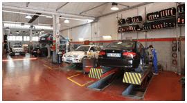 cambio pneumatici auto