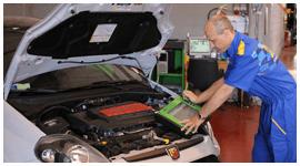 diagnosi elettronica veicoli